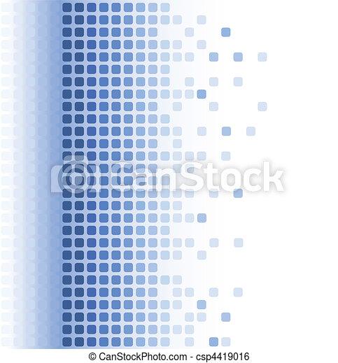 Mosaik abbrechen - csp4419016