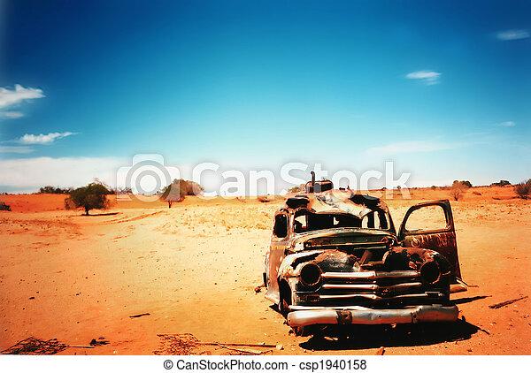 Altes Auto - csp1940158