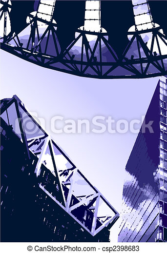 Bürogebäude - csp2398683