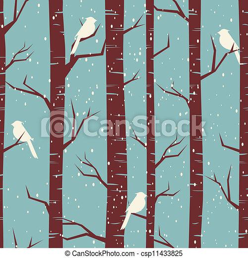 Winterbrille - csp11433825