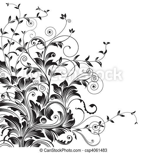 Blumen - csp4061483