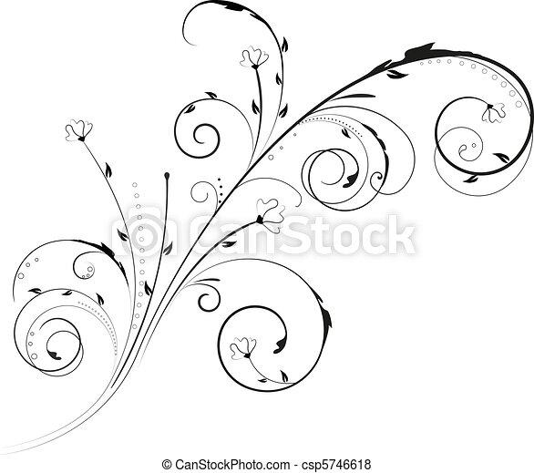 Blumenschnüffler - csp5746618