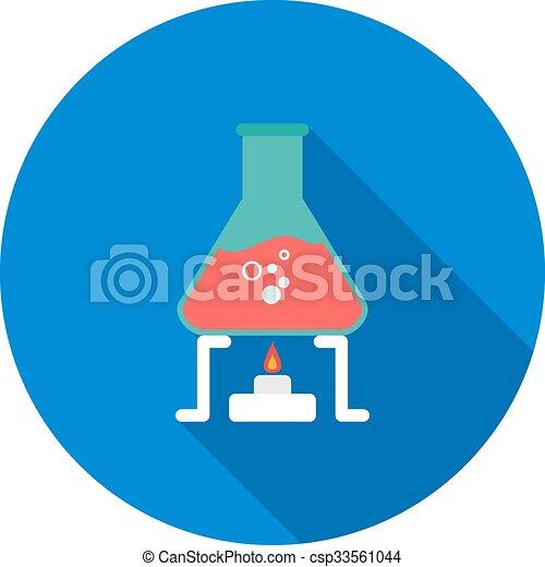 chemische , versuch - csp33561044