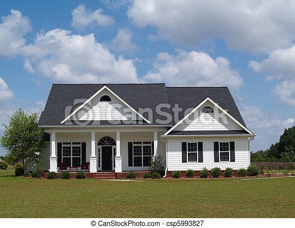Ein kleines Wohnheim - csp5993827