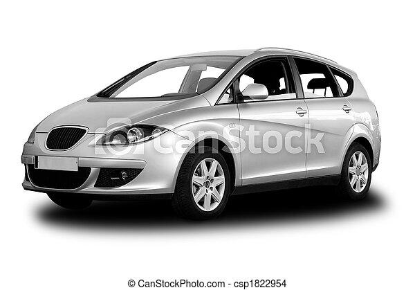 Familienauto - csp1822954