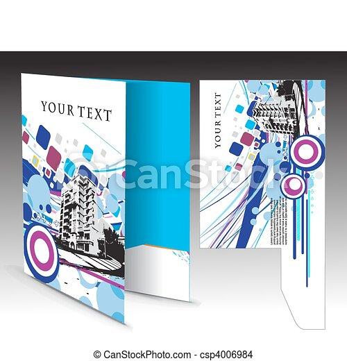 Firmen Ordner - csp4006984