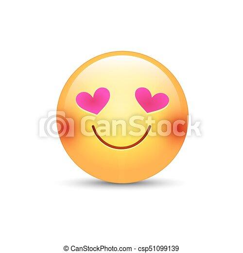 Herzen emojis mit Lachende Katze