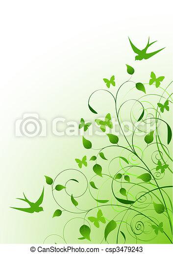 Frühlingsrollen - csp3479243