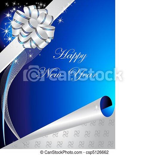 Frohes neues Jahr - csp5126662