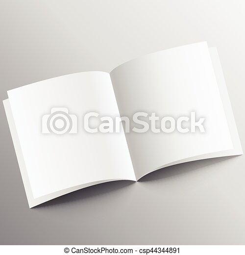 Leere Buch Vorlage Bucher Heft Leere Png