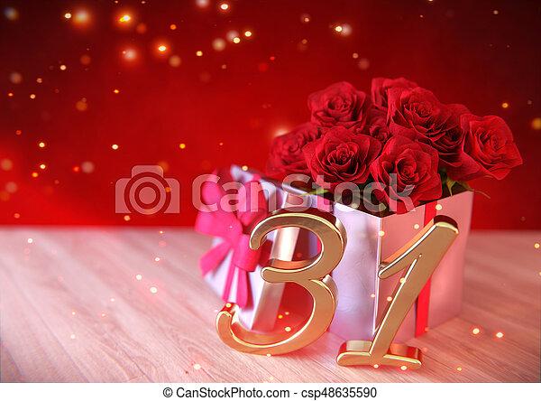 Geburtstag rote rosen zum Rosen zum