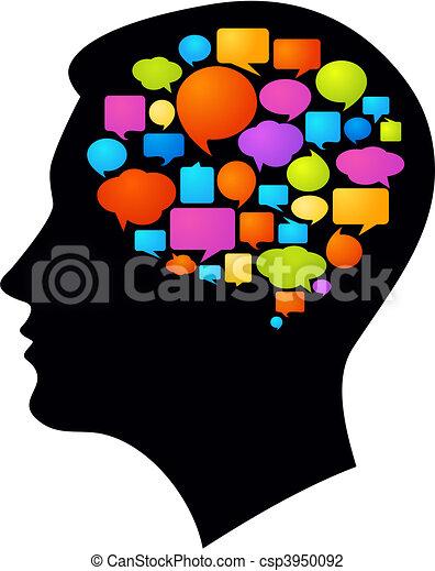 Gedanken und Ideen - csp3950092