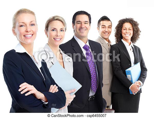 Geschäftsleute-Team - csp6455007