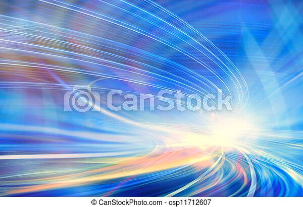 Geschwindigkeit abbrechen - csp11712607