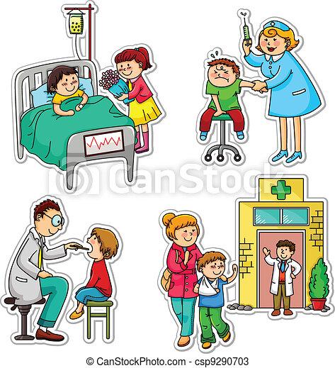 gesundheitspflege - csp9290703