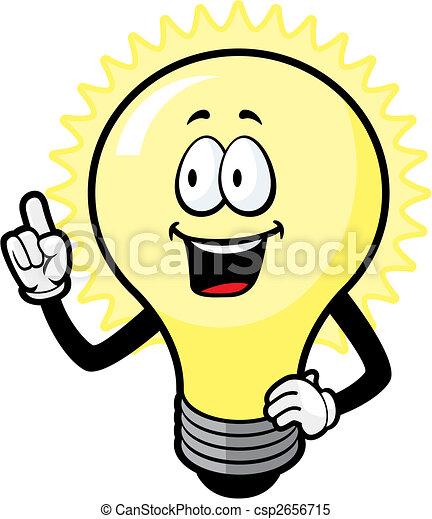 Glühbirne Idee - csp2656715