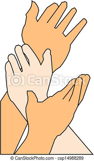 Helfende Hände - csp14988289