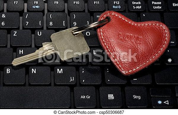 Tastatur herzsymbol Herz