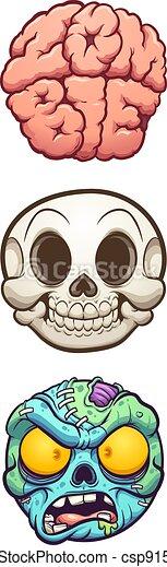 kugel, zombie - csp91536750