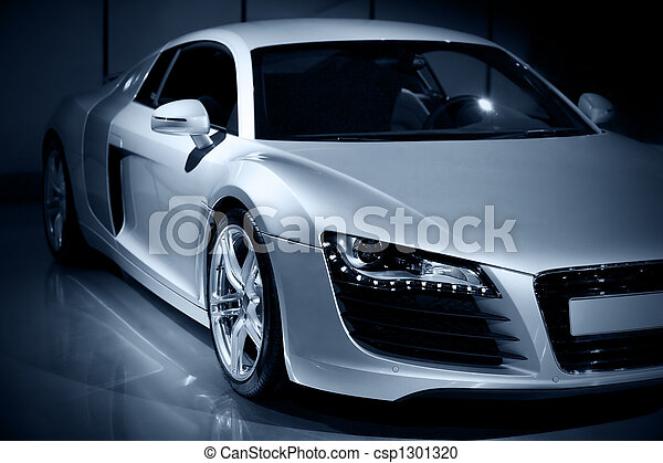 Luxus-Sportwagen - csp1301320