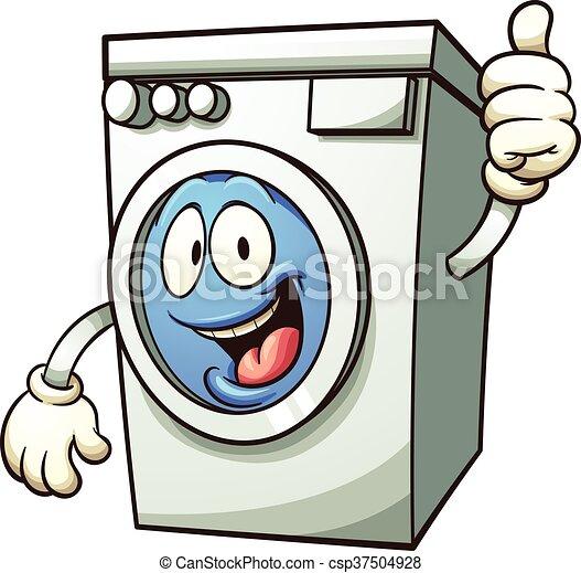Waschmaschine - csp37504928