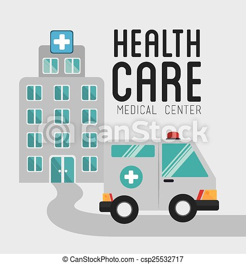 Medizinisches Design, Vektorgrafik. - csp25532717