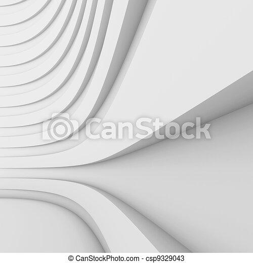 Moderne Architektur - csp9329043