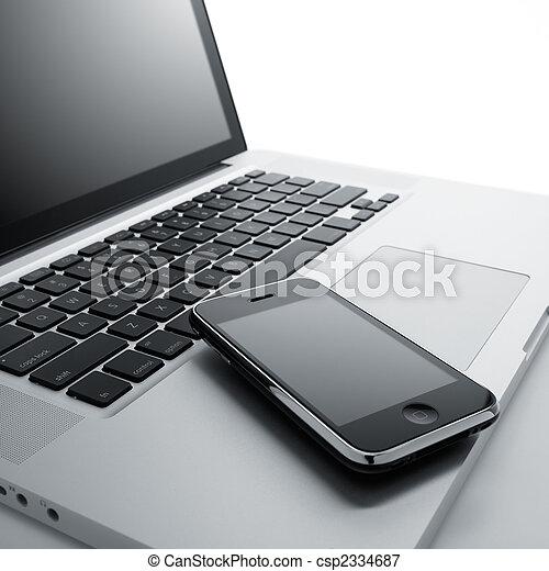 moderne technologie - csp2334687