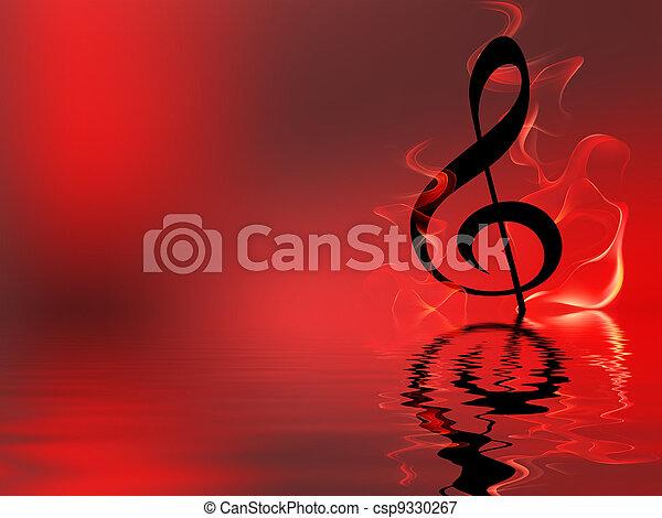 Musik. - csp9330267