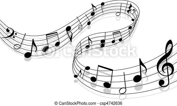 Musik. - csp4742636
