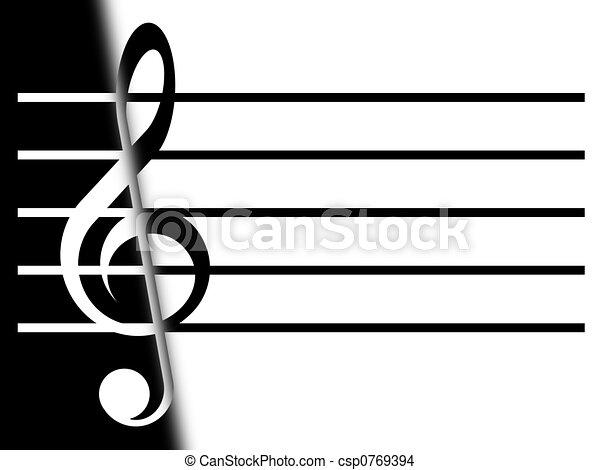 Musik - csp0769394
