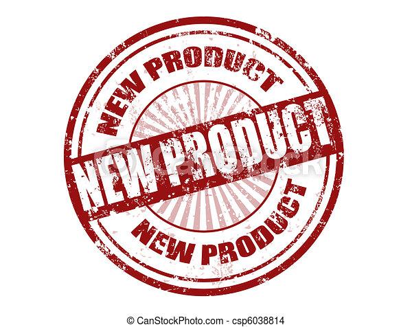 Neue Produktmarke - csp6038814