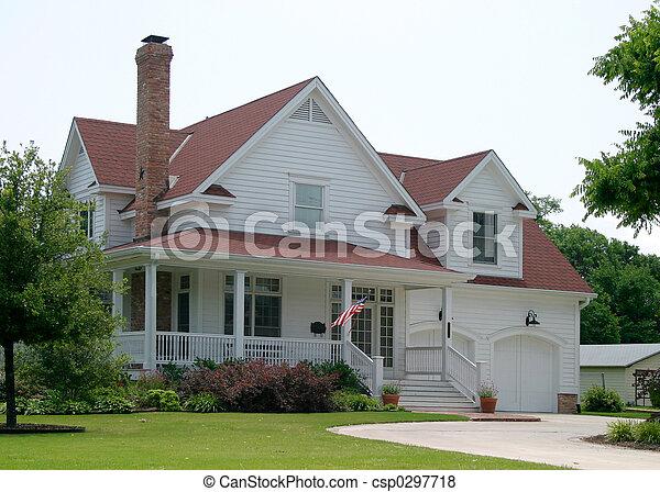 Neues altes Haus - csp0297718