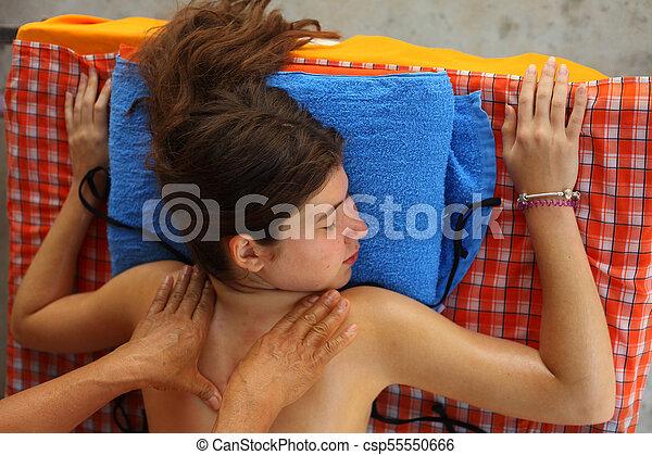 Mädchen Asiatisch Massage Mädchen hidden cam