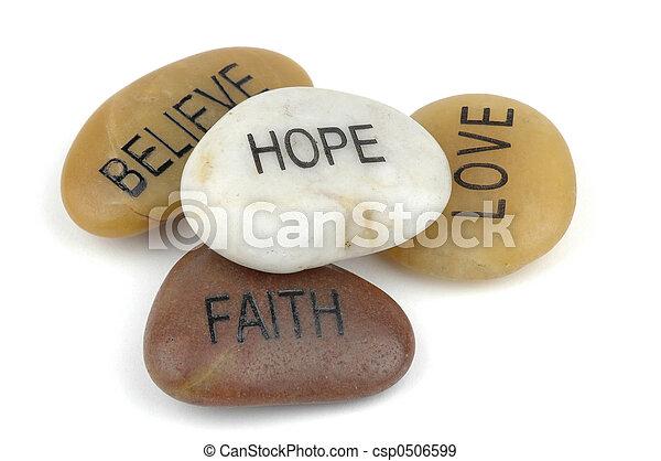 steine, inspirational - csp0506599