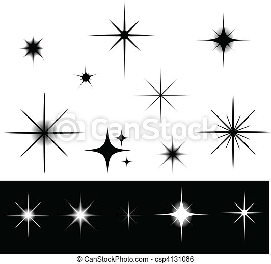 Sterne - csp4131086