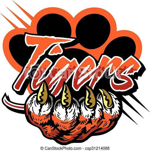 Tiger. - csp31214088