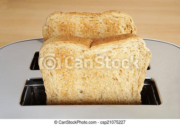 Toast. - csp21075227