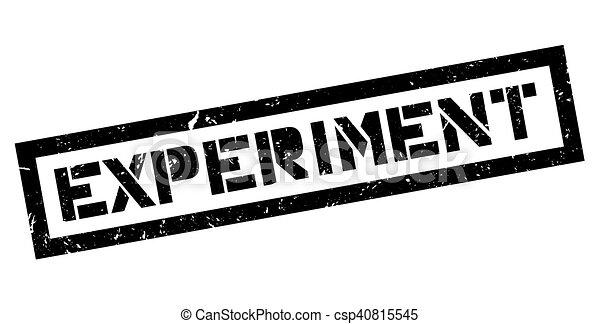 Experimentierender Gummistempel - csp40815545
