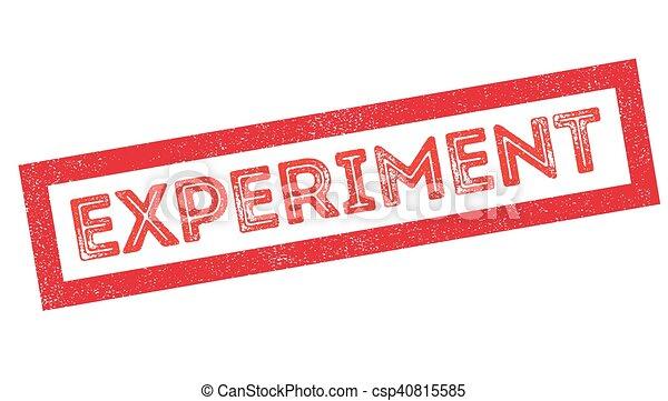 Experimentierender Gummistempel - csp40815585