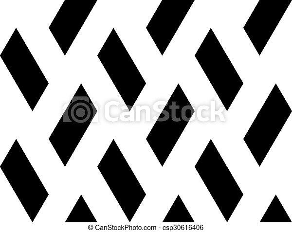 Viereck Geometrie Rhombus Muster Abstrakt 1