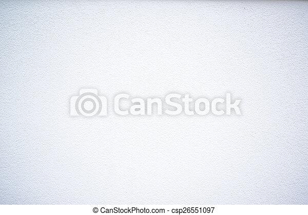 Weiße Wand - csp26551097