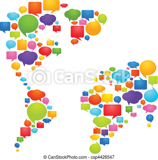 Welt der Ideen - 1 - csp4426547