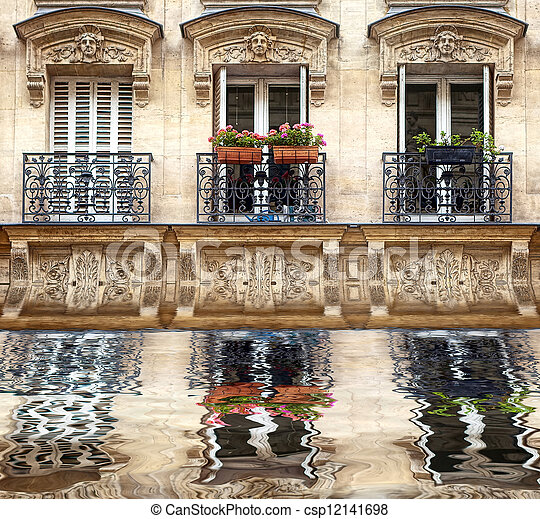 Wunderschöne Architektur - csp12141698